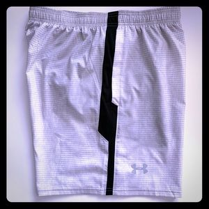 UNDER ARMOUR Men's(Size XL) Fitted HeatGear Shorts